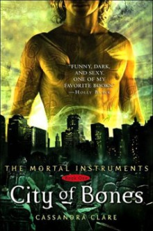 Mortal Instruments Cover art
